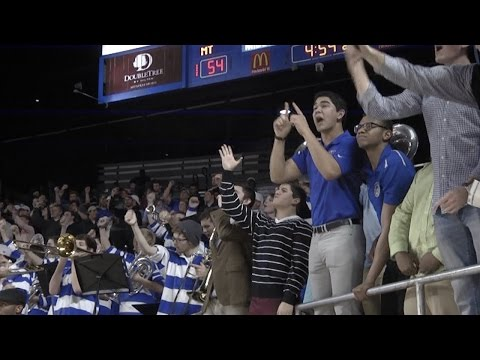 MTSU 2015 Conference USA Basketball Tournament