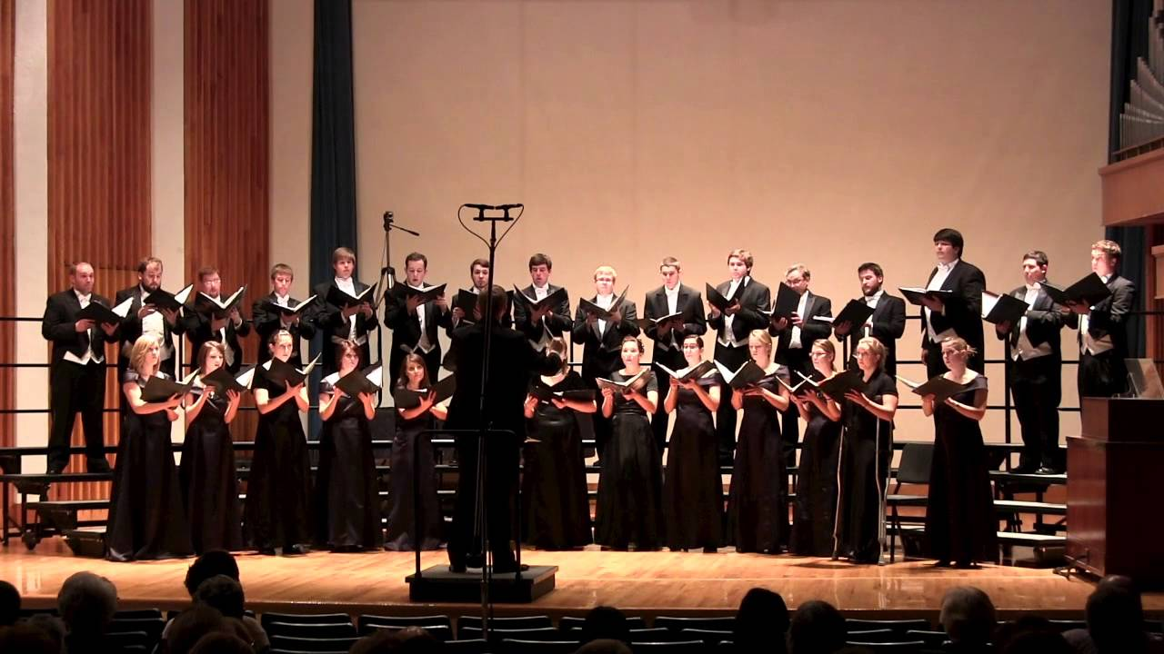 Doctoral thesis choral conducting