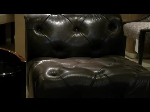 How To Decorate Living Room Leather Sofa Home Design Tips