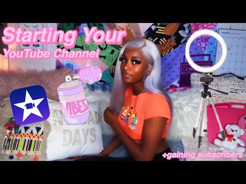 How To START And GROW Your Youtube Channel In 2019