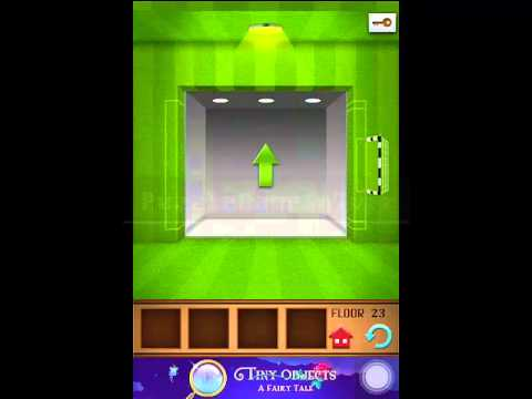 100 Floors Annex Level 21 22 23 24 25 Walkthrough Cheats