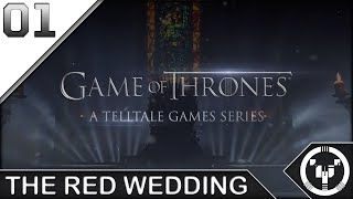 THE RED WEDDING | Telltale: Game of Thrones | 01