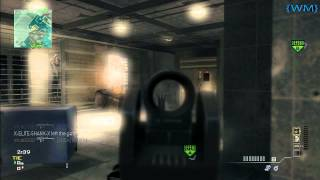 MW3 XP Lobby|PS3|1.23|