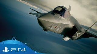 Ace Combat 7 | F-35C Aircraft Trailer | PS4 thumbnail