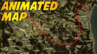 Animated Map Tutorial! - DayZ