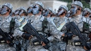 10 Biggest Armies in the World 2013