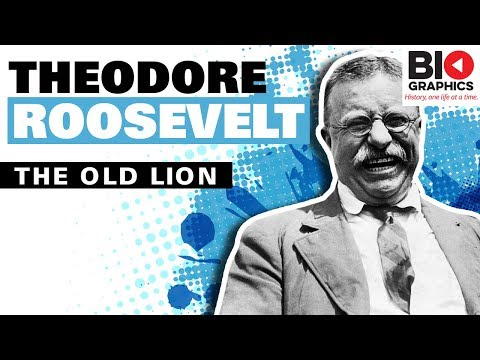 Theodore Roosevelt: The Old Lion