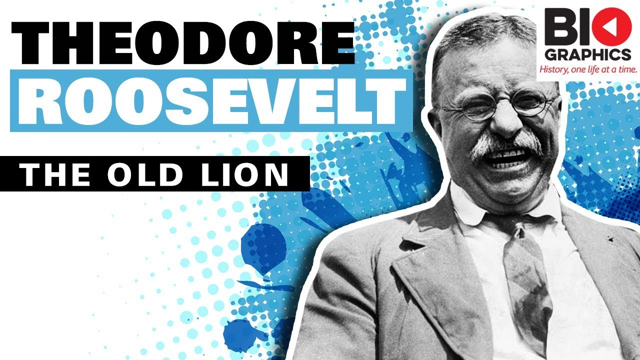 Kaiser Bonaparte Tapijt Theodore Roosevelt The Old Lion