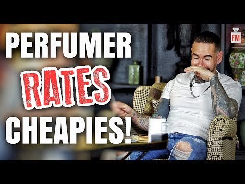 Perfumer Rates...Cheap Fragrances!