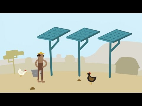 Solar Pumping: A Cheaper and Cleaner Way to Access Groundwater
