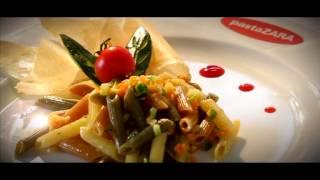 Spot Pasta Zara primo canale tv Ucraina -  Pеклама Zara первый телеканал Украины
