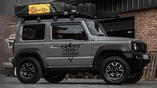 Why I changed my Rooftop Tent!  (2019) [Jimny JB74 ]
