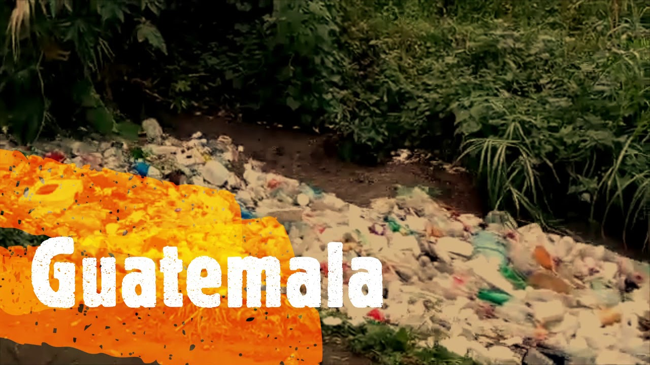 Human Beings Dumping Plastic Waste into Waterways Every Minute
