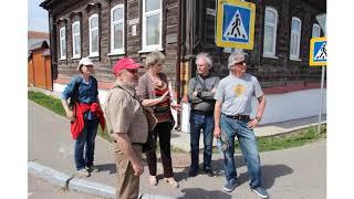 Экскурсии участников Всероссийского  X Коломенского пленэра  им.  М.Г. Абакумова