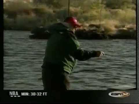 2002 Bassmasters --  Columbia River