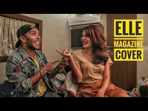 Elle Magazine Cover Ft Jacqueline Fernandez   ShaanMu