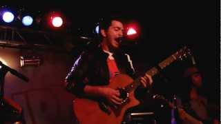 Andy Grammer - The Pocket - Brighton Music Hall 2/11/12