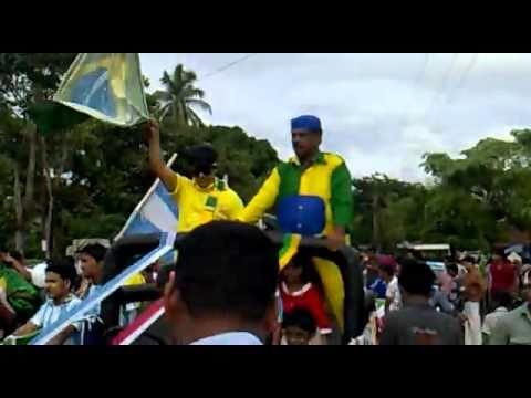 Malappuram world cup road show.flv