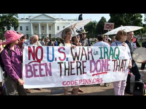 Obama Announces 275 US Troops Will Be Sent To Iraq To Protect American Embassy In Baghdad