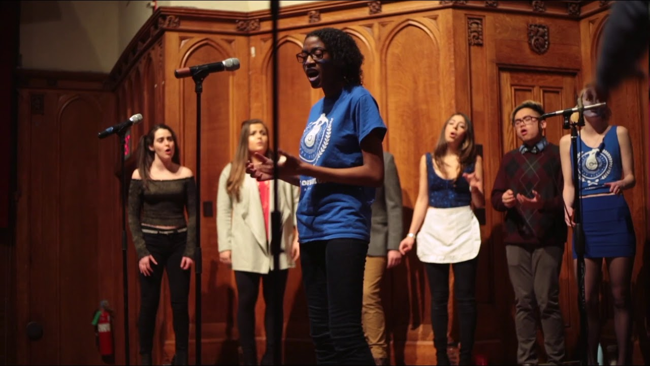 Take Me to Church: Yale Out of the Blue Jam 2018