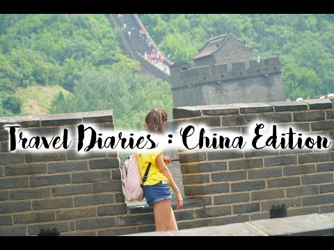 Travel Diaries - Beijing, China | adxline