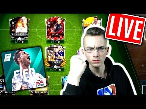 FIFA 18 MOBILE: Live 😱🔥 SCHAFFEN WIR DIE 101? + SPIELER VERKAUFEN!