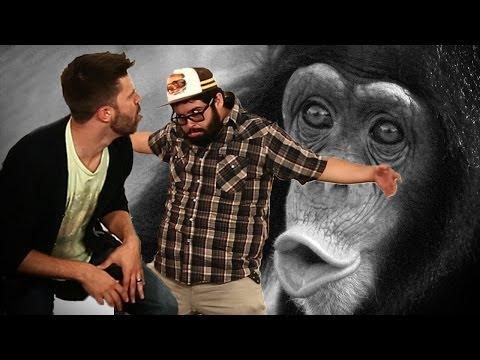 Secret Language of Chimpanzees Decoded!