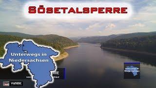 Sösetalsperre bei Osterode am Harz - Unterwegs in Niedersachsen - SHORTY