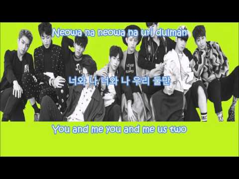 UP10TION - Come With Me [Rom+Han+Eng] with members part
