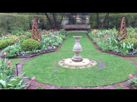 Spring 2017 @ Shakespeare Garden