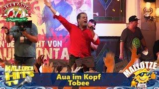 Tobee - Aua im Kopf - Ballermann Hits 2016