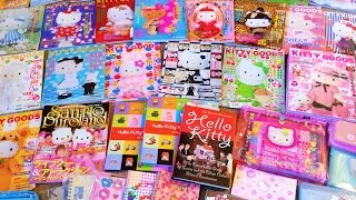 HUGE Hello Kitty Magazine Collection! PART 1 RARE COLLECTIBLES Thumbnail