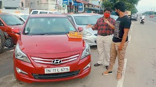 USED CARS FOR SALE | Verna Collection | Used Cars For Sale In Chennai | SecondHand Cars TamilNadu
