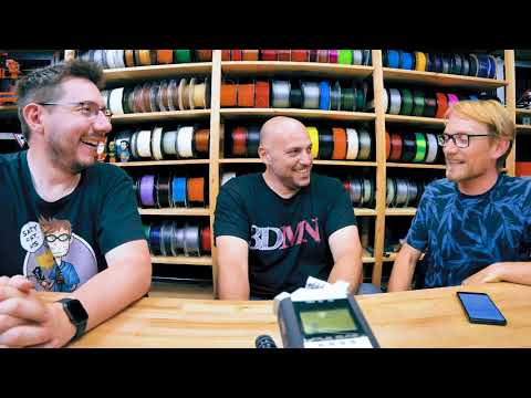 Makerfaire Debrief (with 3D Printing Nerd and 3D Maker Noob) - The Meltzone Podcast Ep17