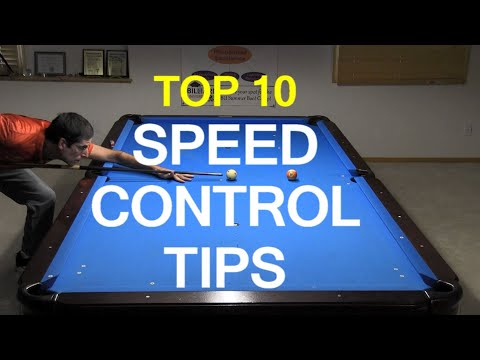 Top 10 Speed Control Tips And Drills