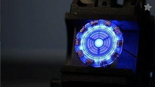 Superhero Power Plant - Iron Man Costume Reactor