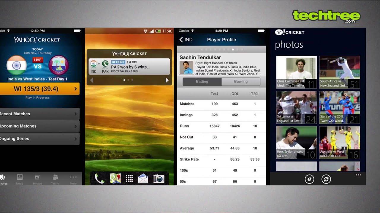 Download Top Cricket Score Tracking Apps For Smartphones