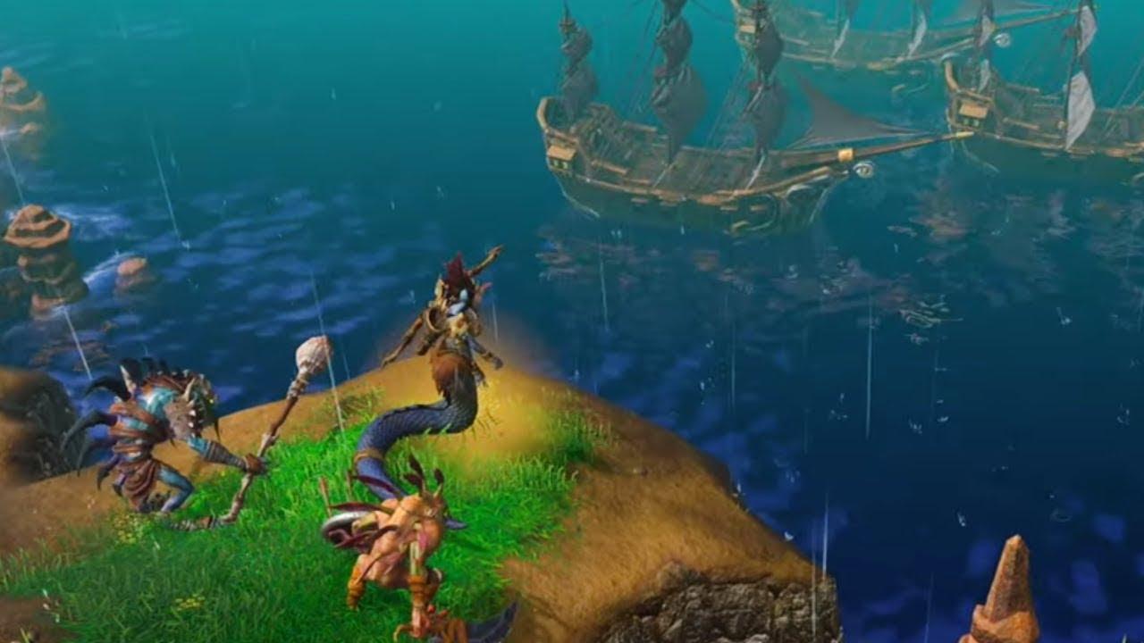 Morska Wiedźma - Warcraft III: Reforged (#2) / 29.01.2019 (#2)