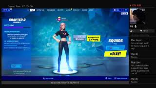 || Fortnite LIVE! Girl PS4 Player - 800+ WINS - ITEM SHOP UPDATE - How many sCoins do you have? ||