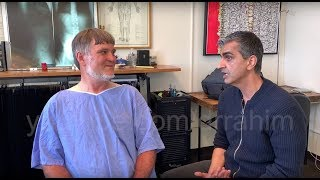 AMISH Man with SCIATICA and NUMBNESS HELPED - Dr. Rahim Chiropractic