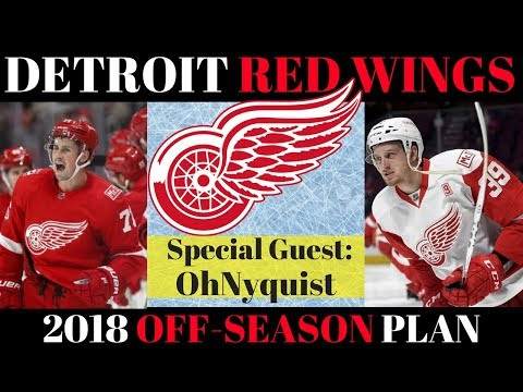 What's Next for the Detroit Red Wings? 2018 Off Season Plan