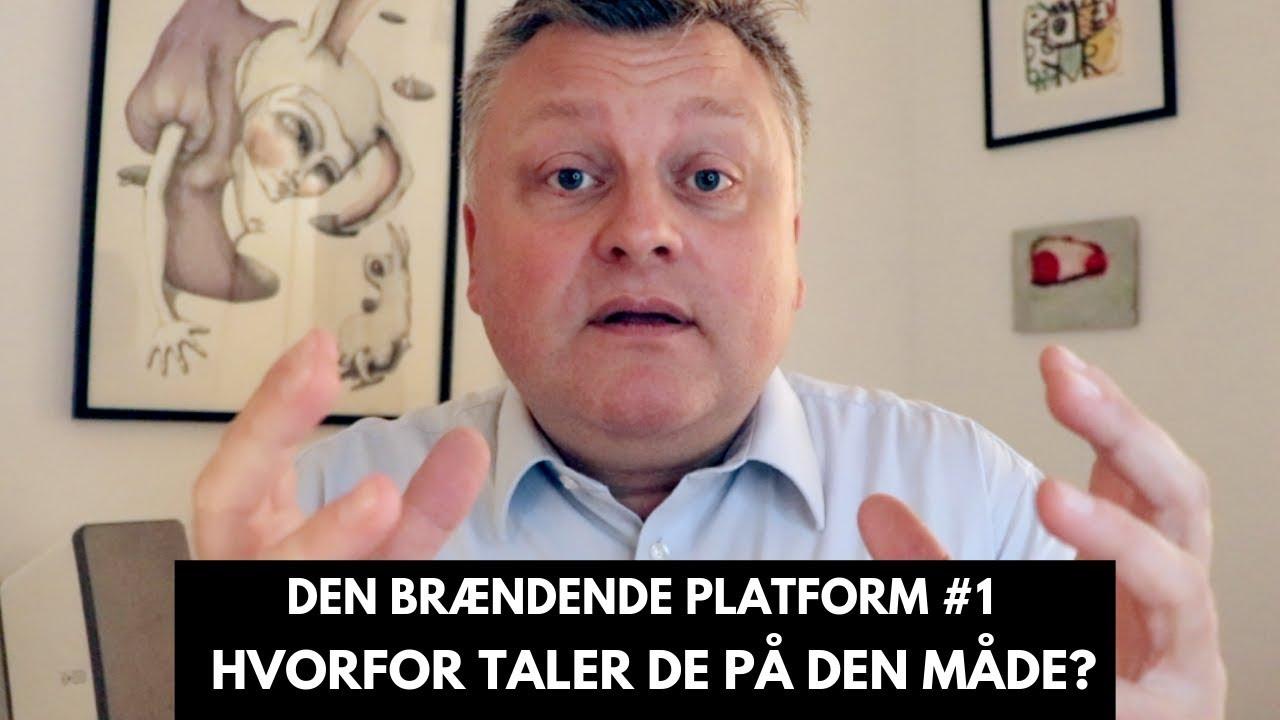 Framing og Whataboutism i dansk politik