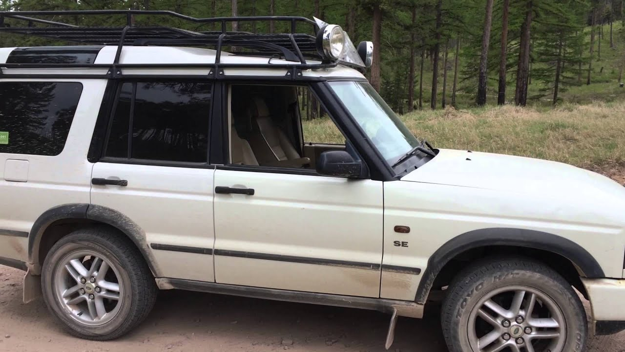 2003 land rover discovery ll se mod and build the