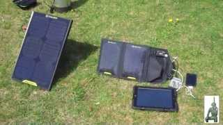 Portable Solar Power Options