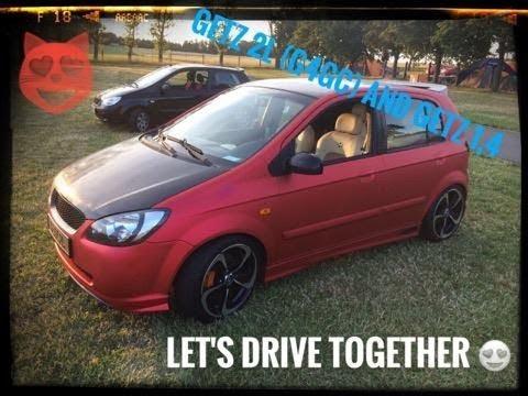 Hyundai Getz 2l - 2-Liter-Motor - G4GC Drive Together With Getz 1,4