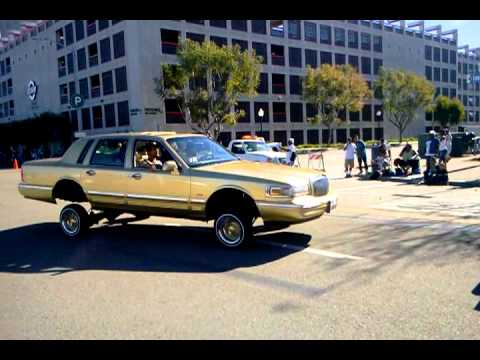 Low Riders @ the Martin Luther King Jr. Parade  2011