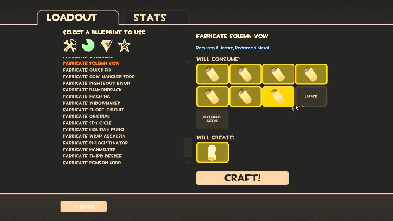 Otter Bust (Team Fortress 2 > Skins > Medic > Solemn Vow) - GAMEBANANA