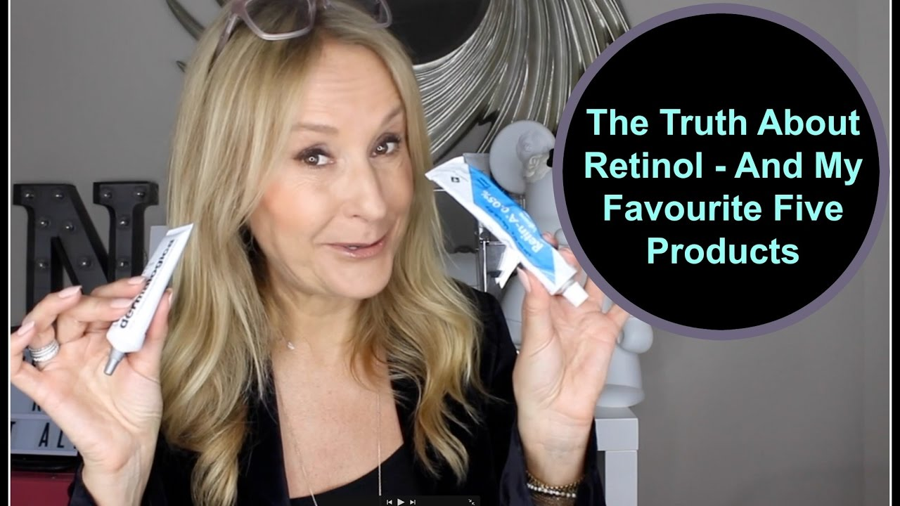 The Truth About Retinols & My 5 Favourites - Nadine Baggott