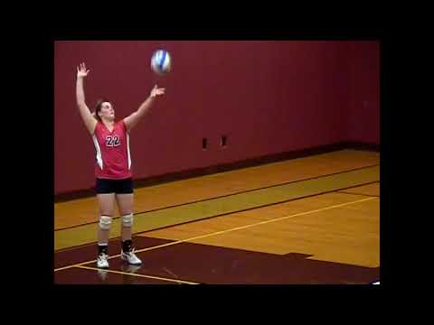 NCCS - AuSable Valley JV Volleyball  9-18-12