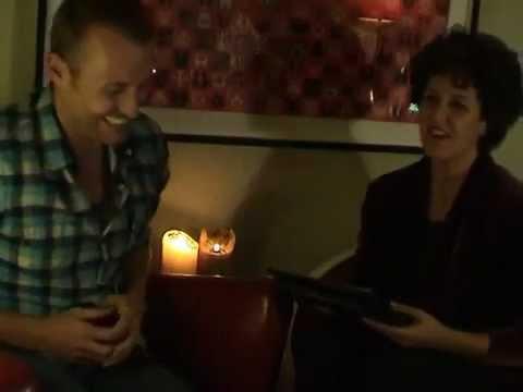 """Jan van de Stool interviews Brendan Moar  - Episode 1 of """"Uncovering the Cover of Celebrities"""""""